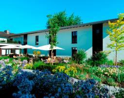 Zauberhafte Unterkünfte (Landhotels für Zwei) GreenLine Landhaus Beckmann - Brotzeit