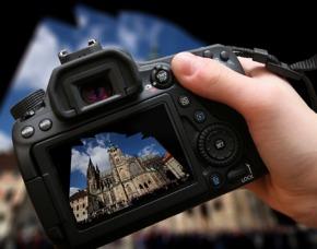Foto-Tour z.B, Prager Burg oder Vit Kathedrale, ca. 4 Stunden