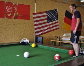 Pool Ball - 1 Stunde - Wipperfürth Pool Ball - 1 Stunde