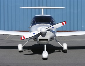 Flugzeug selber fliegen - Bad Vöslau 60 Minuten