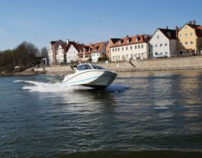 Romantische Bootstour Regensburg