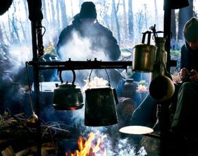 Outdoor Survival Camp - Heiligengrabe (Blumenthal) Orientierung, Erste Hilfe, Feuer machen, Abseilen