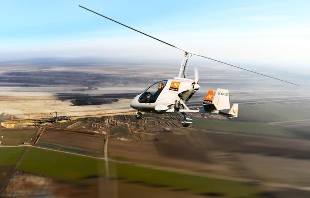 tragschrauber-rundflug-wuerselen-abheben