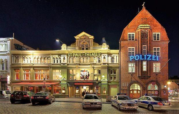 Crime & Dine verruchtes Hamburg