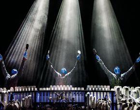 DOPPELVERMARKTUNG Kulturreise - BLUE MAN GROUP  - nHow Hotel Berlin Hotel nHow Berlin - Musical BLUE MAN GROUP