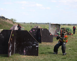paintball-spielen