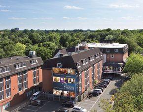 Best Friends and the City für Zwei Ringhotel Munte am Stadtwald - 4-Gänge-Menü