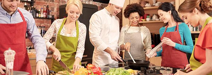 Kochen für Anfänger