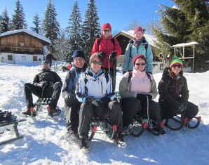 Wander-Tour_Reit im Winkl mit Rodelfahrt - 2,5 Stunden