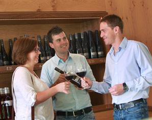 Weinbergsrundfahrt im Planwagen mit Verkostung & Weingutführung