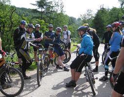 Mountainbike Grundkurs Mudau-Steinbach Odenwald - Grundkurs - 6 Stunden