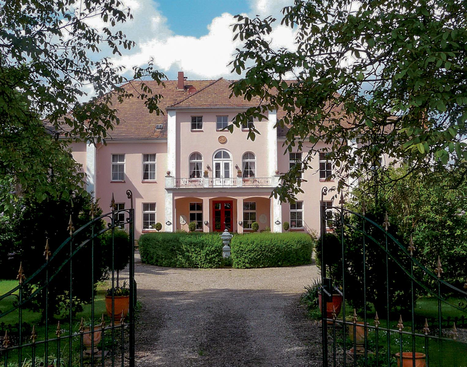 Gourmet-Restaurant - Schloss Frauenmark Friedrichsruhe 4-Gänge-Gourmetmenü inkl. Aperitif