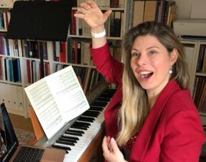 Gesangsunterricht Online