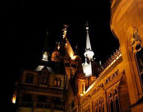 Geisterstunde auf Schloss Drachenburg - Schloss Drachenburg Geisterstunde auf Schloss Drachenburg