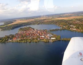 Flugzeug-Rundflug Lübeck