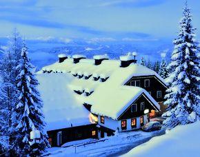 Kurzurlaub inkl. 30 Euro Leistungsgutschein - Alpenhotel Marcius - Nassfeld Alpenhotel Marcius