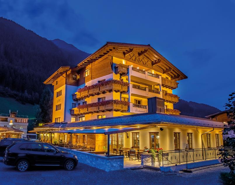 Kurzurlaub inkl. 60 Euro Leistungsgutschein - Hotel Dorfwirt  Lenz - See im Paznauntal Hotel Lenz