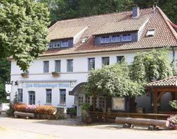 Zauberhafte Unterkünfte für Zwei - Rinteln-Schaumburg Hotel Restaurant Schaumburger Ritter