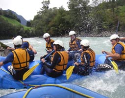 h-rafting