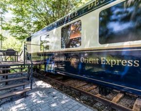Außergewöhnlich Übernachten im Orientexpress - 1 ÜN - Hotel Lener - Freienfeld Im Originalstil des legendären Orient-Express - Erlebnisfrühstücksbuffet