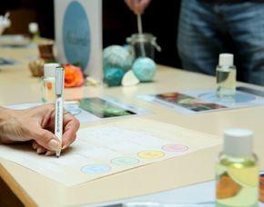Parfum selber machen - Seminarzentrum fünfseenblick - Edertal-Bringhausen ca. 4 Stunden