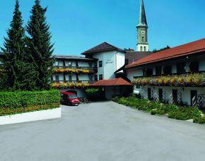 2x2 Übernachtungen - Hotel Zur Post - Büchlberg Hotel Zur Post