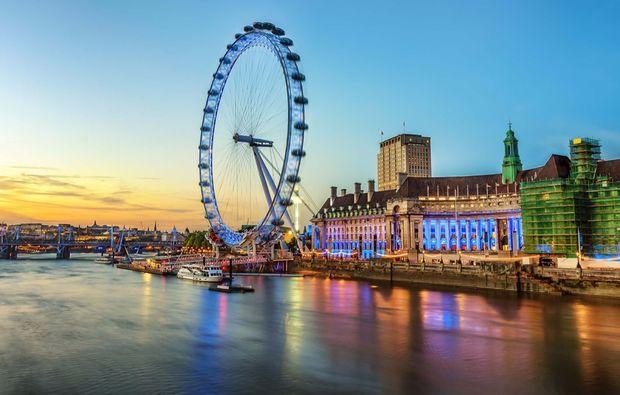 romantische Nächte in London