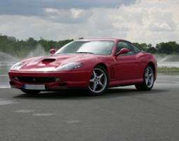 Ferrari Rundfahrt - Ferrari F550 Maranello - Salzhausen Ferrari F550 Maranello - Ca. 30 Minuten als Co-Pilot