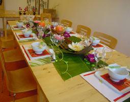 Vietnamesische kueche vietnamesischer kochkurs in k ln for Asiatischer esstisch