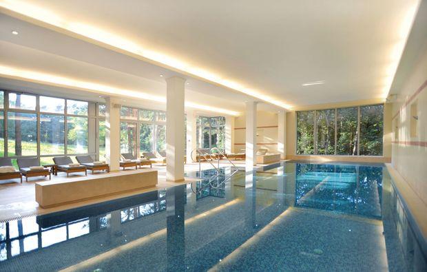 Bernachtung im boutique hotel f r zwei in potsdam als for Designhotel potsdam
