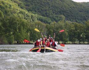 Schlauchboot-Tour - Mittelrhein - ca. 4 Stunden River Rafting - Mittelrhein - ca. 4 Stunden