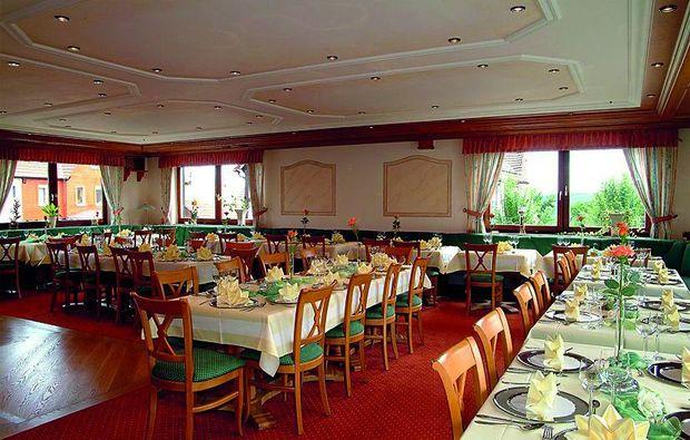 kurzurlaub-lichtenfels-fuerstenberg-dinner