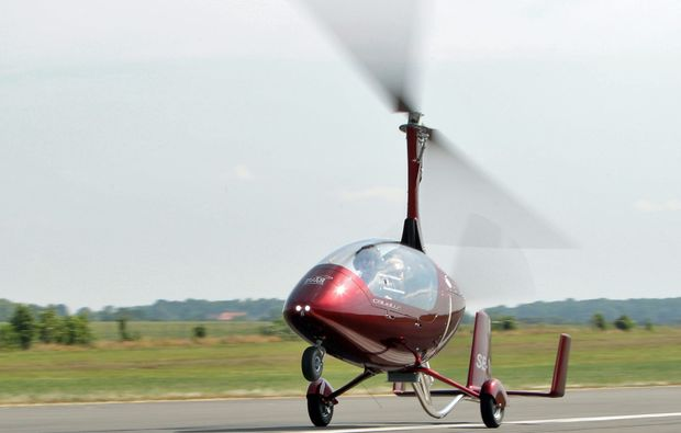 tragschrauber-rundflug-amberg-gyrocopter-rot-start-45min