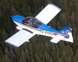 Flugzeug Rundflug Potsdam Schönhagen über Potsdam