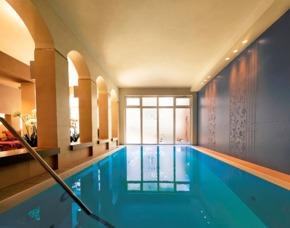 Wellnesshotel Sebnitz in der Sächsischen Schweiz für 2 Hotel STEIGER Sebnitzer Hof - inkl. reichhaltiges Frühstücksbuffet