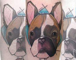 tattoo-dresden-hund
