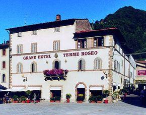 Kurzurlaub inkl. 60 Euro Leistungsgutschein - Grand Hotel Terme Roseo - Bagno di Romagna (FC) Grand Hotel Terme Roseo