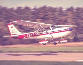 Flugzeug-Rundflug - Ultraleichtflugzeug 30 Minuten - Speichersdorf 30 Minuten