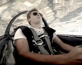 Segelkunstflug - St. Georgen am Ybbsfelde Segelkunstflug - 25 Minuten