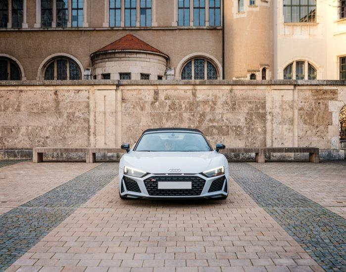 Audi R8 fahren (60 Minuten) München Audi R8 Spyder - 1 Stunde