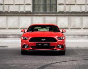 Ford Mustang GT fahren - 70 Minuten - München Ford Mustang GT - 70 Minuten