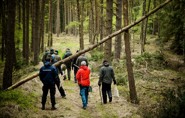 survival-intensivkurs-hassbergen-marsch