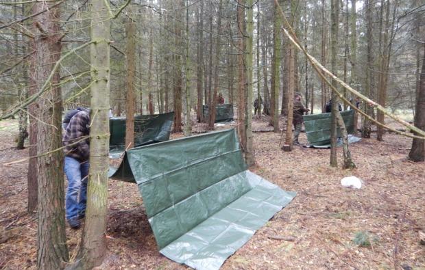 survival-training-hassbergen-lager