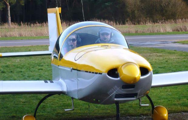 flugzeug-rundflug-regensburg-30min-ul-gelb-silber-1