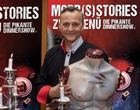 MORD(S)STORIES ZUM MENÜ Steigenberger Hotel Thür.Hof Eisenach 3-Gang-Menü