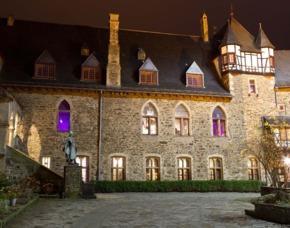 Schlossbesichtigung Solingen