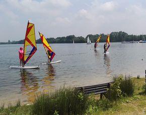 Windsurfen Schnupperkurs - 1 Stunde - Zülpich Wassersportsee - ca. 1 Stunde