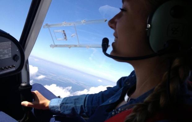 rundflug-ultraleicht-flugzeug-kamenz-aufregend