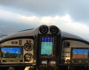Rundflug im Ultraleichtflugzeug über Sachsen - 120 Minuten - Kamenz 2 Stunden
