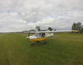 Flugzeug selber fliegen - 60 Minuten 60 Minuten